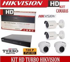 Camaras De Seguridad Hikvision Configuración - Instalación