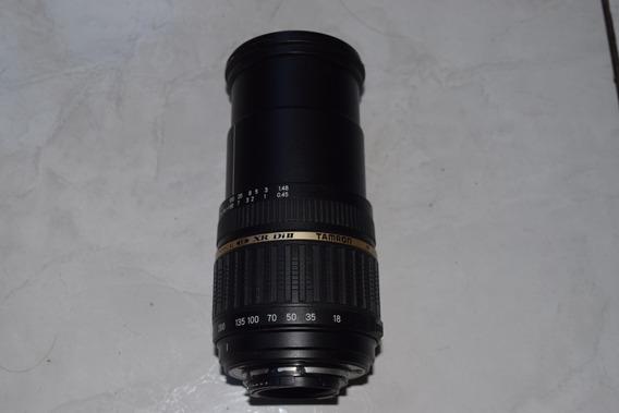 Lente Tanron 18-200 Mm -nikon