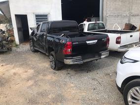 Sucata Toyota Hilux Srx Para Retiradas Peças