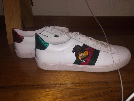Tenis Gucci De Gallo
