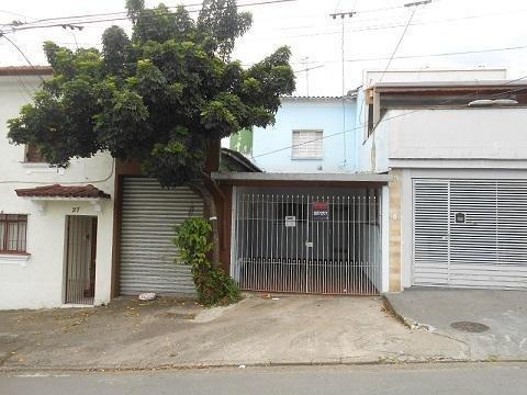 Casa Em Ipiranga, São Paulo/sp De 145m² 2 Quartos À Venda Por R$ 550.000,00 - Ca429915