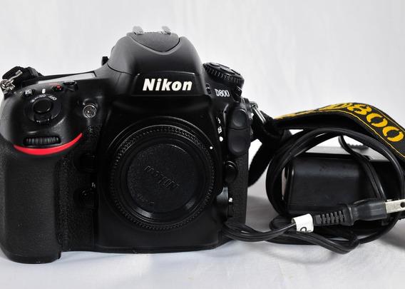 Nikon D800 Com 80 Cliks