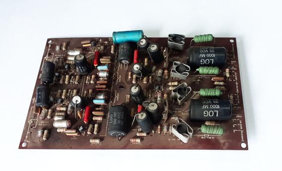 Amplificador Lab 75 Gradiente (placa) Original
