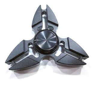 Fidget Spinner Metalico Ninja Giro Envio Gratis
