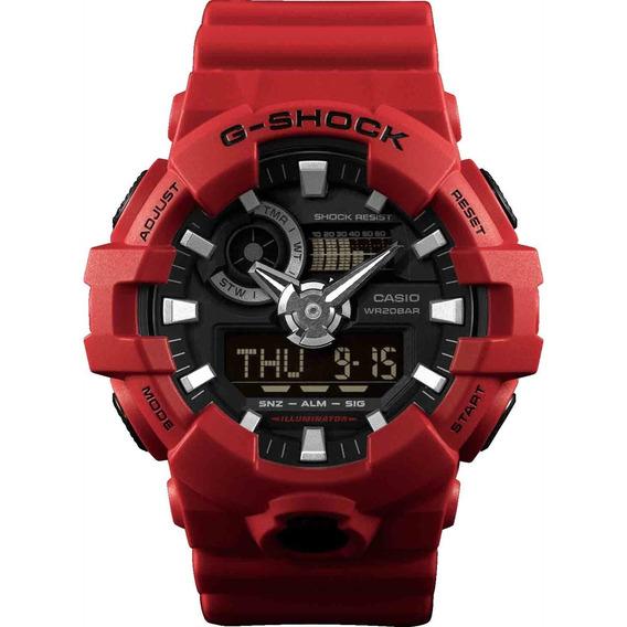 Relógio Casio G- Shock Anadigi Masculino Ga-700-4adr