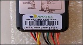 Rastreador Veicular Gt06n Homologado Pela Anatel.