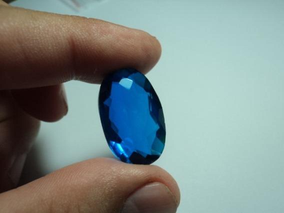 1 Acrgemas Leilão! R$120 Lindissima Obsidiana Pera 40.8cts