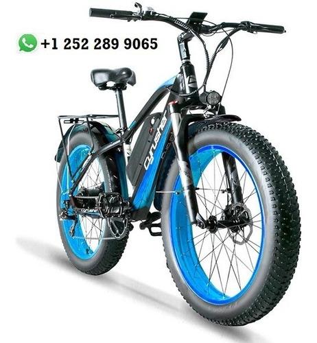 Imagen 1 de 2 de Cyrusher Xf650 1000w Electric Mountain Bike