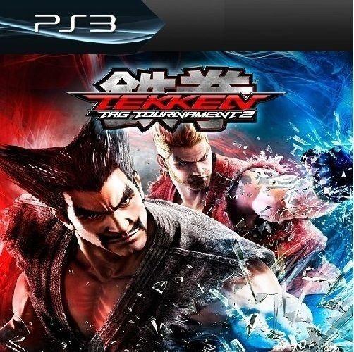 Tekken Tag Tournament 2 Ps3 Psn Jogo Em Promoção 3 Play
