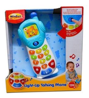 Telefono Con Sonido Win Fun