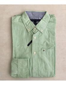 Camisas Masculinas Tommy Hilfiger Blusas Casacos Hollister