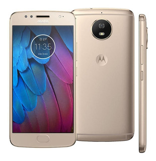 Motorola Moto G5s 32gb Com Nf E Garantia 12x Sem Juros