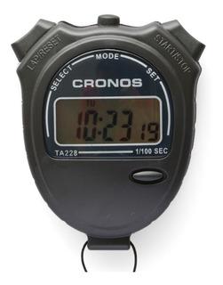 Cronómetro Digital Cronos Entrenamiento Deportivo Ta228
