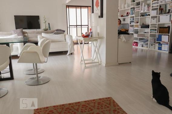 Apartamento No 6º Andar Com 4 Dormitórios E 3 Garagens - Id: 892984927 - 284927