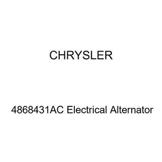 Alternadores 4868431ac Chrysler