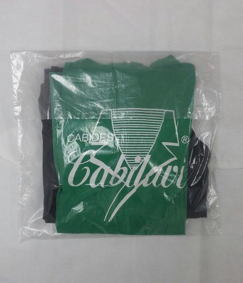 Saco Plástico Para Roupa - 40 X 50 Cm - 100 Peças