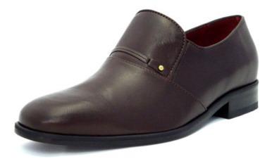 Sapato Masculino Executivo L´hombre Pelica Ex3001