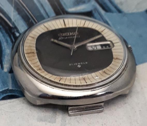 Relógio Seiko Diamatic Com Belo Mostrador