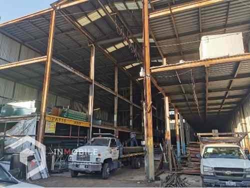 Nave Industrial De 6000 M2, Estado De México.