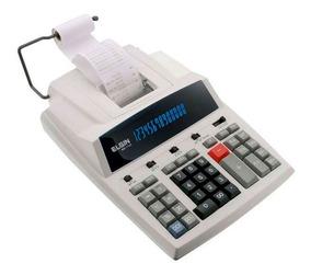 Calculadora Com Bobina 14 Dígitos Mb7142 Elgin