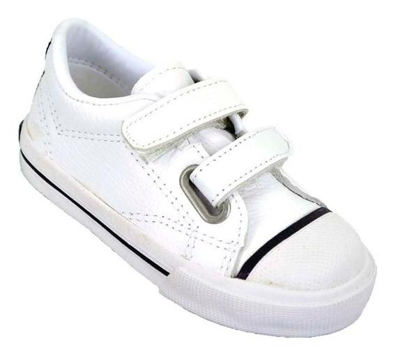Zapatillas Infantiles Topper X Forcer Original Blanco