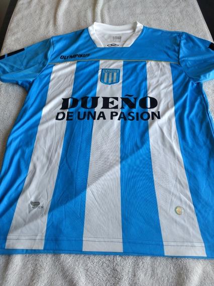 Camiseta De Racing Club Apertura 2011