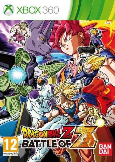 Dragonball Z Battle Of Z Xbox 360 - Destravado