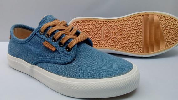Zapatillas Conso Escolares Msuri Azul Lavado (promocion!!)