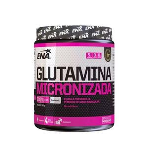 Glutamina Micronizada Ena 150grs Recuperador Olivos