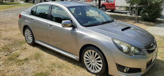 Subaru Legacy Gt 2011