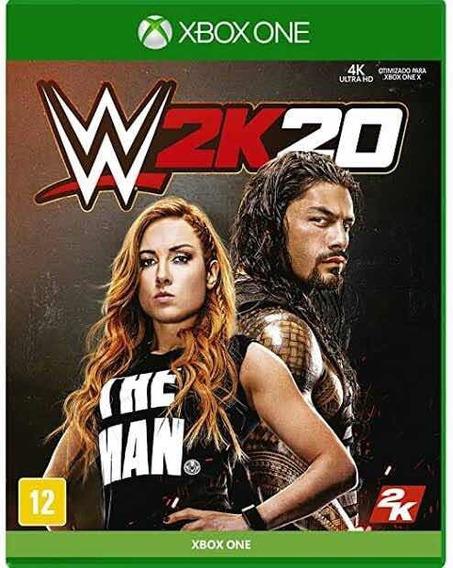 Wwe W2k20 Xbox One