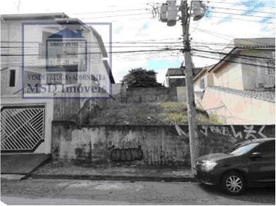 Terreno A Venda No Bairro Parque Renato Maia Em Guarulhos - - 2828-1