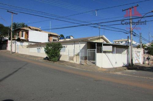 Imagem 1 de 13 de Casa Para Venda, Jardim Santana, Americana. - Ca1256