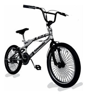 Bicicleta Kawasaki Freestyle 20 Aluminio