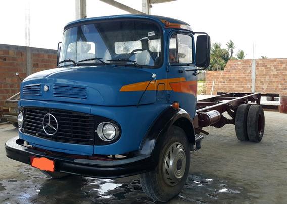 Mercedes-benz Mb 1111 4x2 Ano 1969