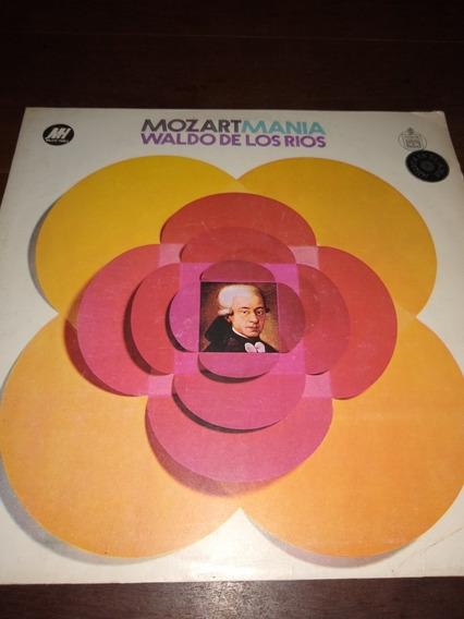 Mozart Manía - Vinilo Lp -