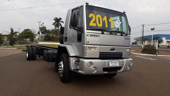 Ford Cargo 2422-e 6x2 3e 2p 2011