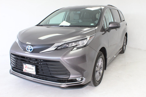 Imagen 1 de 15 de Toyota Sienna Hibrida Xle Tela