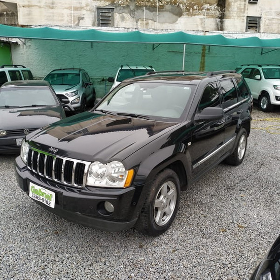Jeep - Grand Cherokee Limited 4x4 4.7 V-8 4p 2007