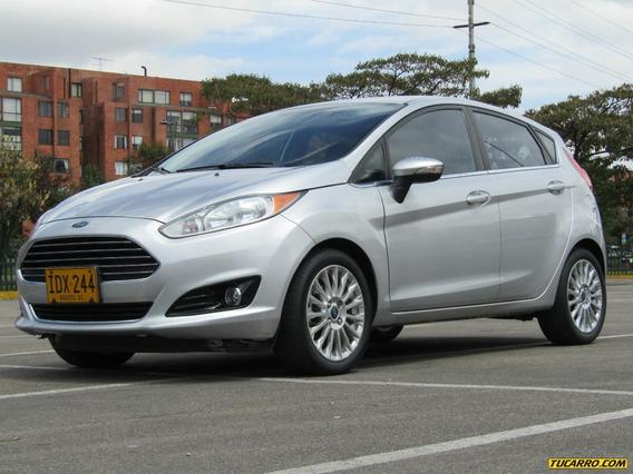 Ford Fiesta Titanium At 1600cc Aa Ab Abs
