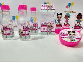 Kit*festa Lol Surprise Personalizado (120 Itens)