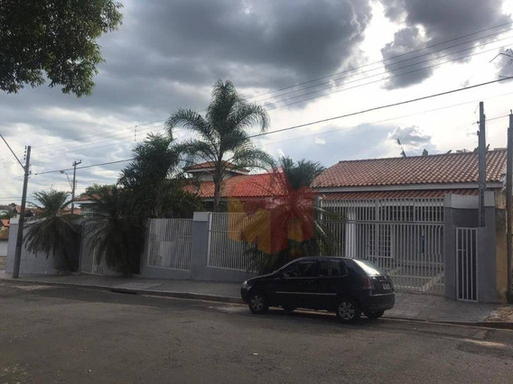 Casa Com 9 Dormitórios Para Alugar, 360 M² Por R$ 6.000,00/mês - Vila Santa Catarina - Americana/sp - Ca0510