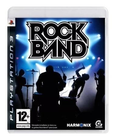 Rock Band Rockband Original Ps3 Playstation 3 Frete R$12