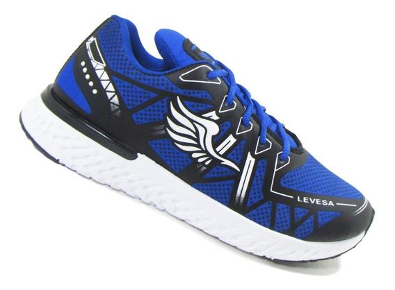Tenis Masculino Pra Academia Macio E Caminhada Levesa Shoes,corrida,zumba,passeio,super Leve, Envio Emediato Promoçao