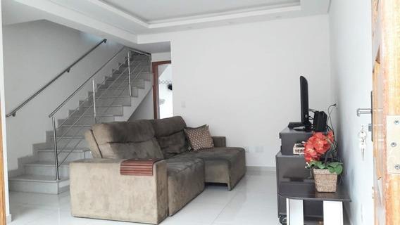Casa Geminada Com 3 Quartos Para Comprar No Serrano Em Belo Horizonte/mg - Ibh1492