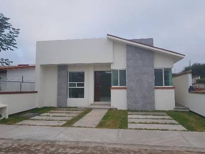 Venta De Casa En Haciendas De Tequisquiapan, Querétaro