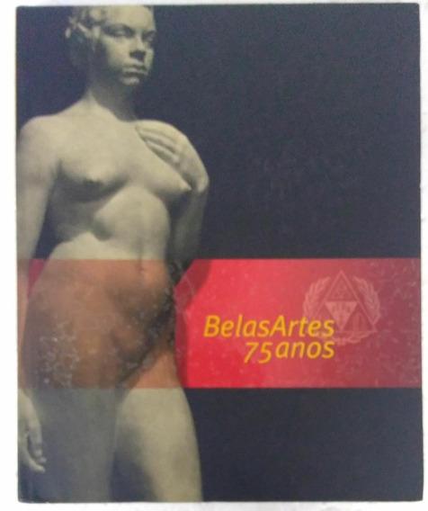 Belas Artes 75 Anos - Faculdade Belas Artes De São Paulo