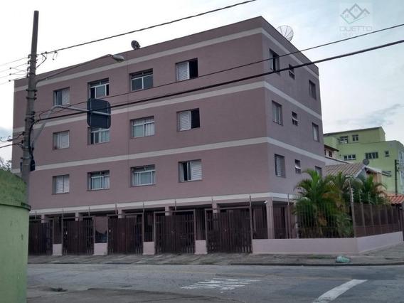Apartamento Com 3 Dormitórios Para Alugar, 104 M² Por R$ 1.800,00/mês - Vila Mogilar - Mogi Das Cruzes/sp - Ap0014