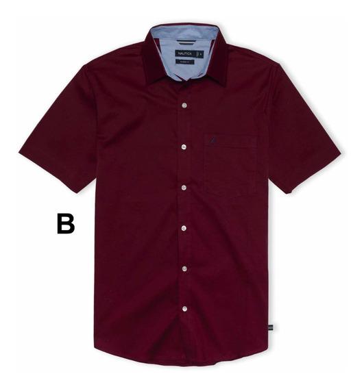 Camisas Tommy Y Nautica Originales Caballero Elige 2 Piezas