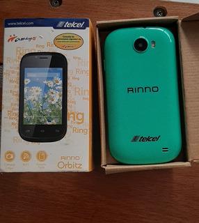 Celular Telcel Rinno R355